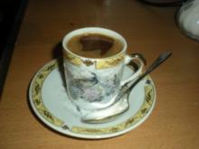 Getränke: Griechischer Mokka - Rezept