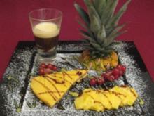 Key Lime Pie an Praline im Glas - Rezept