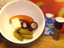 Schweizer- Käse- Wurstsalat... - Rezept