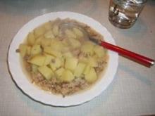 Kartoffelsuppe, arabisch - Rezept