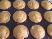 Apfel-Milchreis Muffins - Rezept