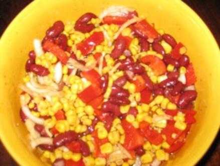 Salat - 80ger Jahre-Party-Salat - Rezept