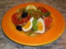 Salade nicoise - Rezept