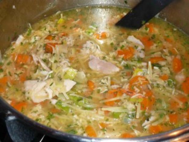 Buchstaben-Faden-Suppe - Rezept - Bild Nr. 7