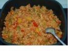 Serbischer Reis - Rezept