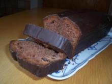 Kuchen/Torte...Tabitha`s Rotweinkuchen - Rezept