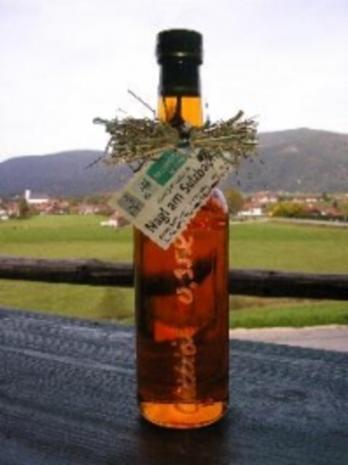 Chili Rosmarin Öl - Rezept
