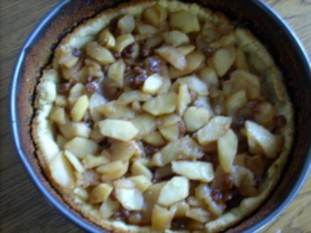 """Gedeckter Apfelkuchen m """"Florentinerhaube"""" - Rezept - Bild Nr. 8"""
