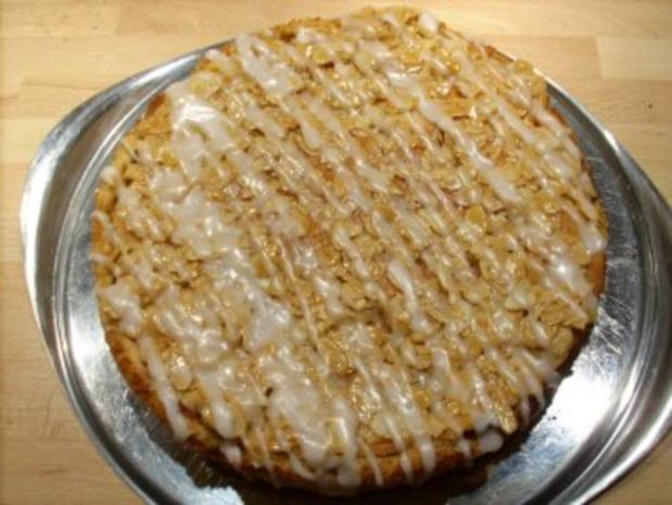 """Gedeckter Apfelkuchen m """"Florentinerhaube"""" - Rezept - Bild Nr. 2"""