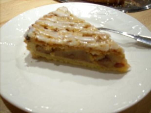 """Gedeckter Apfelkuchen m """"Florentinerhaube"""" - Rezept - Bild Nr. 5"""