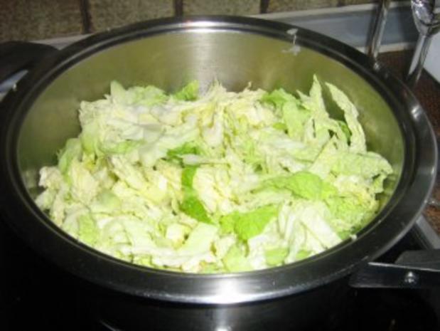 Wirsing-Gemüse meine Art - Rezept - Bild Nr. 4