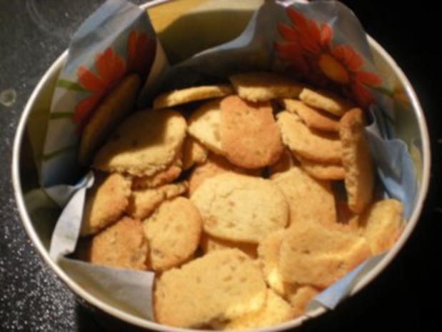 Plätzchen/Kekse: Ingwerkekse - Rezept - Bild Nr. 3