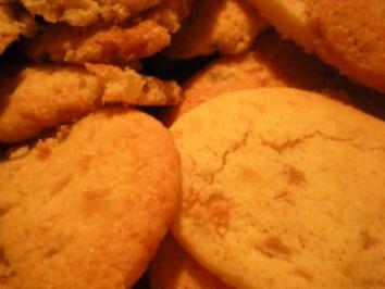 Plätzchen/Kekse: Ingwerkekse - Rezept