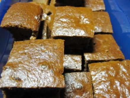 Brownies - leichte Variante - Rezept