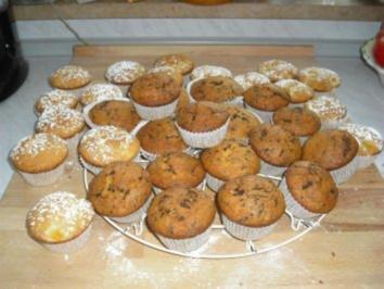 Ameisenmuffins - Rezept