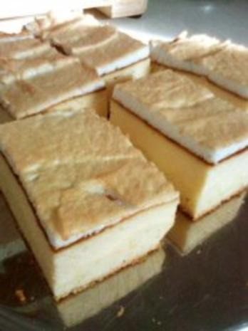 Quark-Blechkuchen - Rezept