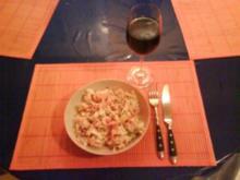 Salat: Bunter Reis-Thunfischsalat - Rezept