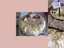Schnee-Chaos-Geburtstagkuchen für Luna, und alle die 1 Jahr hier sind!!! - Rezept