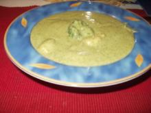 Broccolisüppchen - Rezept