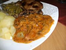 Manu´s Schnitzelsauce - Rezept