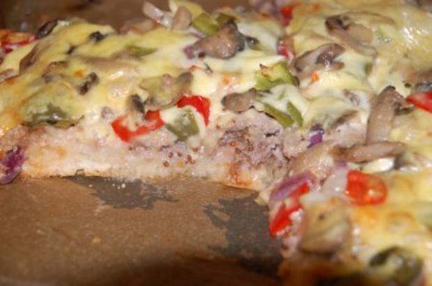 Hackfleischpizza - Rezept - Bild Nr. 2
