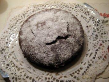 Rezept: gefüllter Schokoladenkuchen für 20er Springform