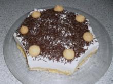 Amaretto - Käse - Kuchen - Rezept