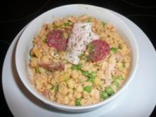 Nudelsalat - Left over - Rezept