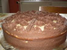 Schokoladen-Torte - Rezept