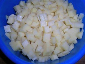 Kartoffelrisotto - das etwas andere Risotto - - Rezept