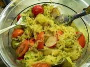Karneval Salat - Rezept