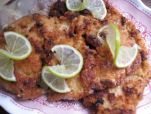 Schnitzel ( ganz einfach ) - Rezept