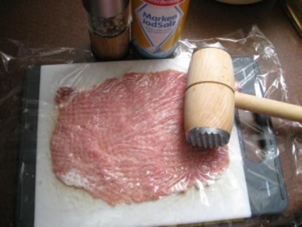 Schnitzel ( ganz einfach ) - Rezept - Bild Nr. 2