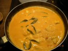 Hühnchen Curry - Rezept