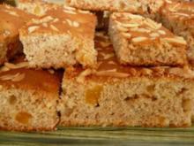 Honig - Trockenfrüchtekuchen - Rezept
