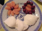 Joghurt-Zitronen-Sahne-Creme - Rezept
