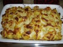 Kartoffel-Auflauf mit Hackfleisch - Rezept