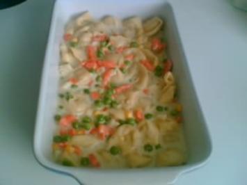 Rezept: Tortellini-Auflauf