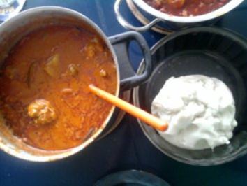 Groundnut Soup & Fufu - Rezept - Bild Nr. 2
