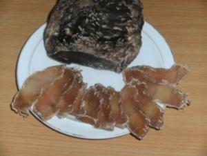 Wursten: Rindfleisch, getrocknet - Rezept