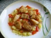 Sächsischer Fischtopf - Rezept