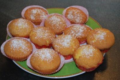 Vanille Muffins Rezept Mit Bild Kochbar De