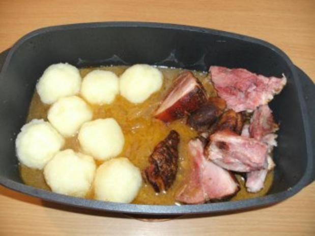 Fleisch: Surstelze geschmort, gepökelte Haxe - Rezept - Bild Nr. 2