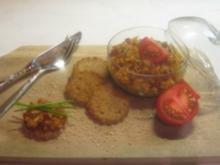 Tomaten-Zwiebel-Schmalz - Rezept