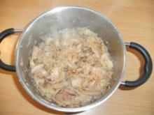 Beilage: Kümmel - Kohl - Rezept