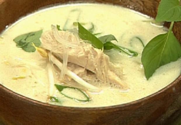 Thai-Nudelsuppe - Rezept