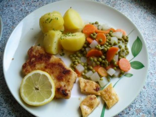 Schnitzel - Rezept