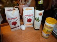 Schlutzkrapfen-Grundteig - Rezept