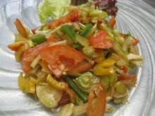 Multivitamin - Salat - Rezept