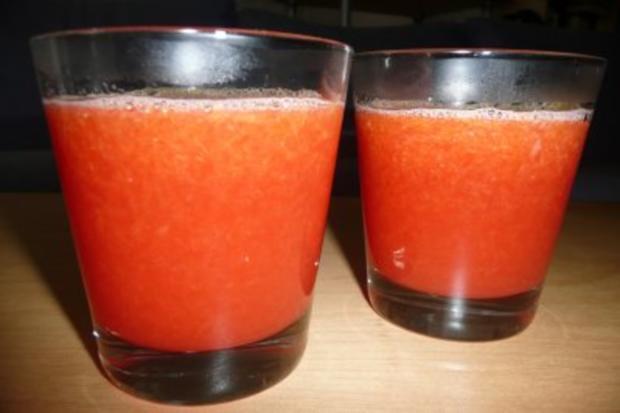 Roter Punsch - Rezept